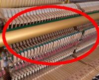 アコースティックピアノ・アクション