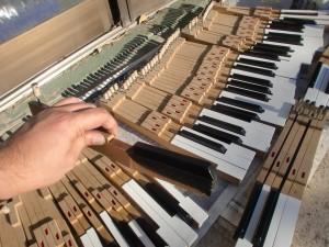 ピアノクリーニング20