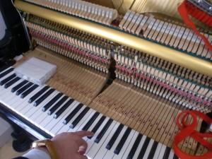 ピアノ リバウンド