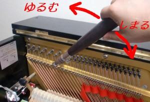 ピアノ 音が狂いやすい