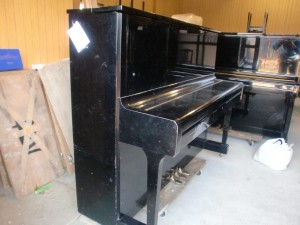 ピアノクリーニング1